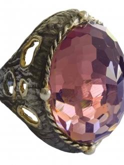 Domed Zultanite Ring