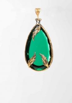 Green Goddess Pendant